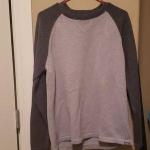 Mens 100% Cotton Eddie Bauer Sweater Size L